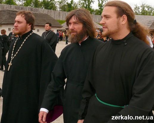 Фёдор Конюхов с братьями
