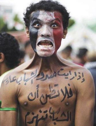 «Арабская весна» - Украинский сценарий