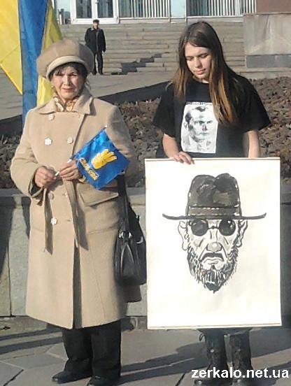 Украиножэр и Козолуп против министра Табачника