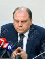 Михаил Кулиняк - министр культуры и туризма