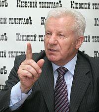 Александр МОРОЗ - лидер украинских социалистов