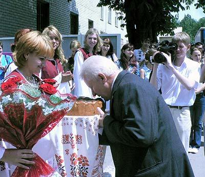 Александр Мороз в ЗИГМУ
