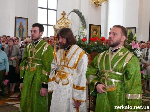 Федор Конюхов стал дьяконом в День Святой Троицы