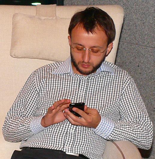 Александр Блохин - патриот Запорожья