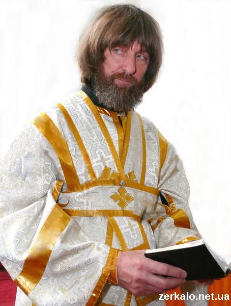 Федор Конюхов стал диаконом в День Святой Троицы