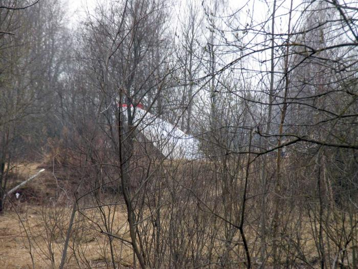 Авиакатастрофа 10 апреля: реконструкция падения